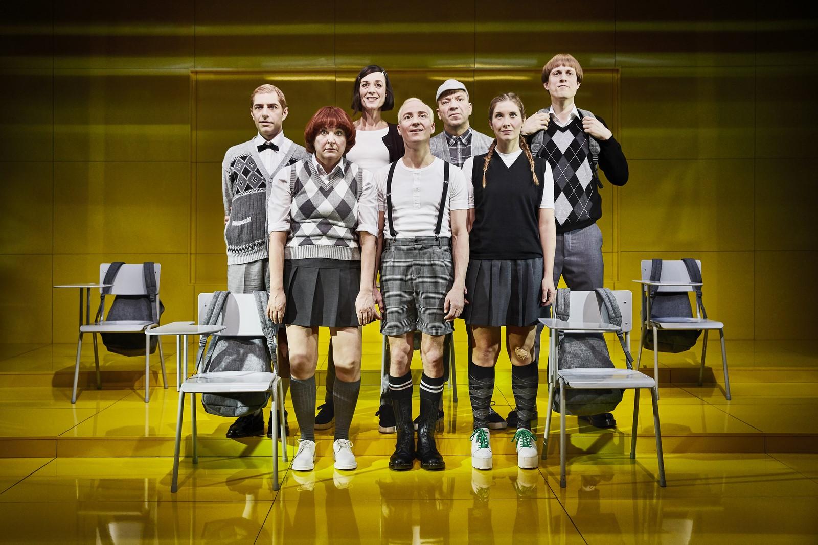 Anmeldelse: Intet, Odense Teater