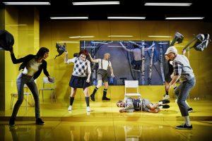 """Intet"" Odense Teater - Foto: Emilia Therese"