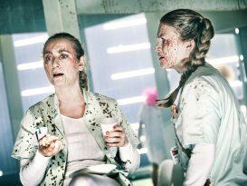 """""""Hospitalet"""" Aarhus Teater - Foto: Emilia Therese"""