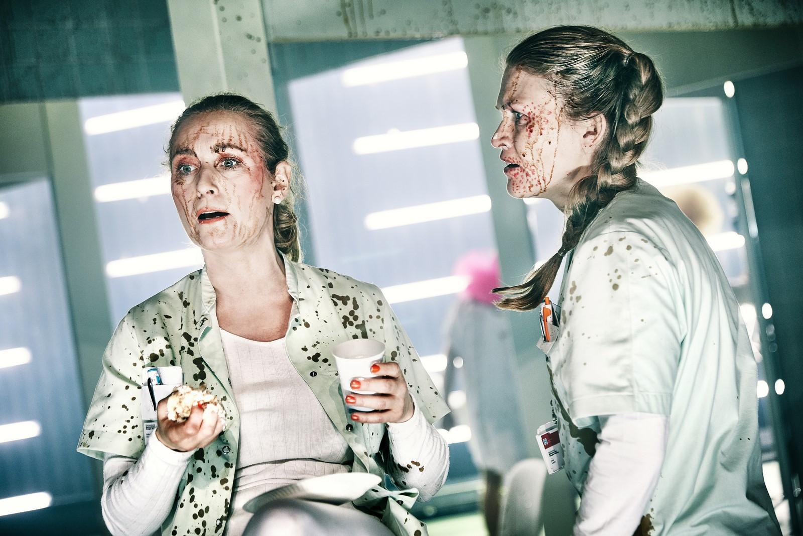 Anmeldelse: Hospitalet, Aarhus Teater (Aarhus Teater og Sort/Hvid)