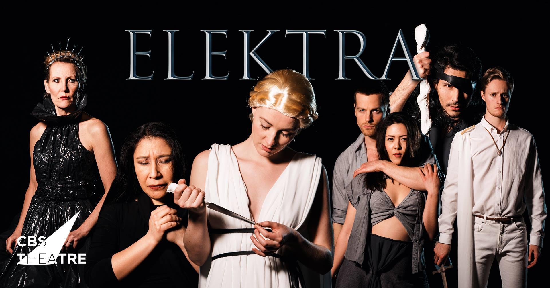 Anmeldelse: Elektra, House of International Theatre, CBS Theatre