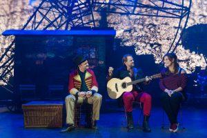 Tivoli-Billeder fra musicalen Midt Om Natten-27572