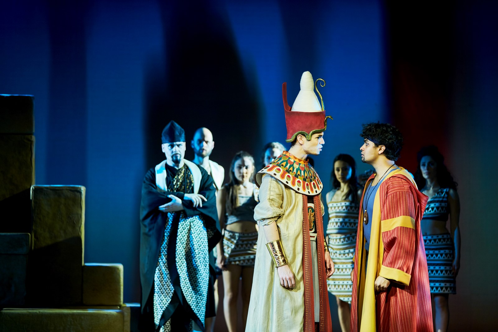Anmeldelse: The Prince of Egypt, Fredericia Teater (ENG)