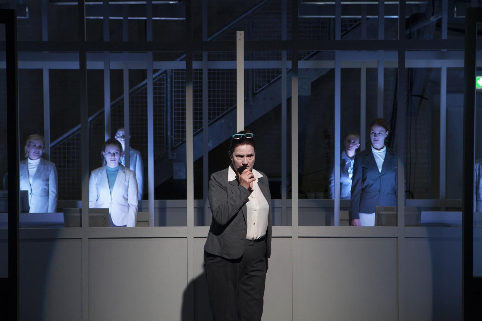 Anmeldelse: Håbet er lysegrønt, Betty Nansen Teatret, Edison (Mammutteatret)