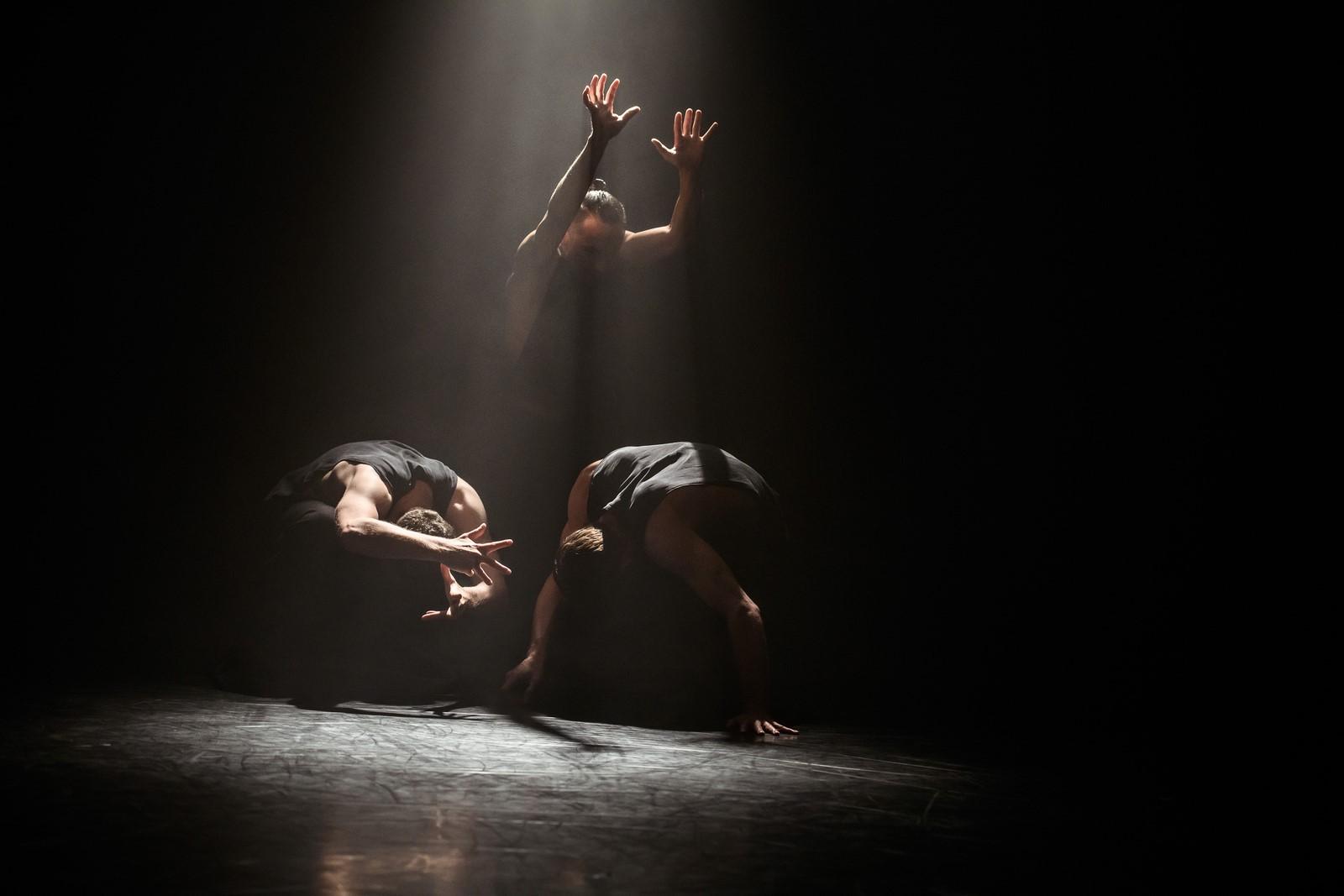 Anmeldelse: GENERATOR (2018), Dansk Danseteater