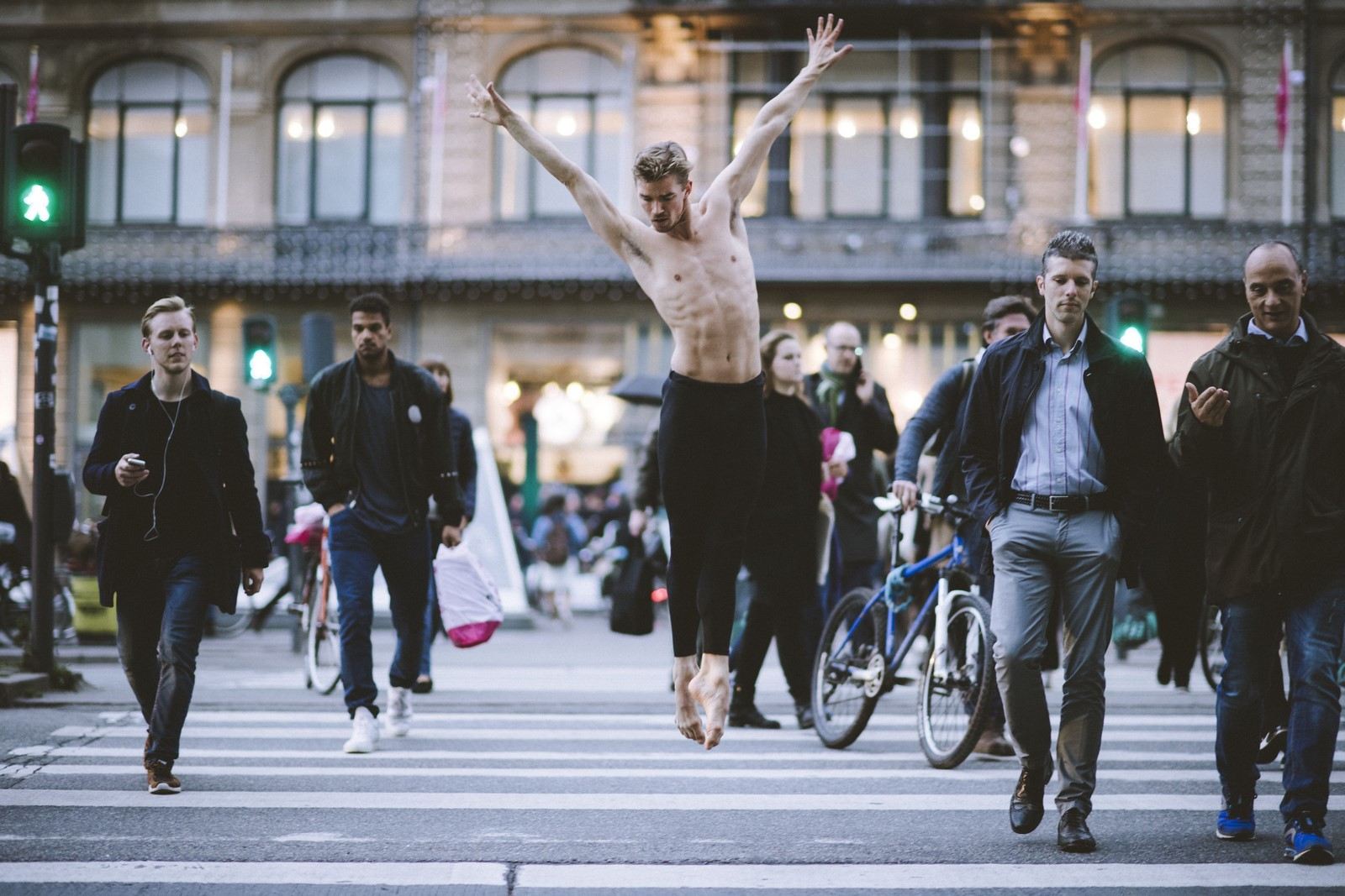 Teaterblik: Talk: Hvordan sikrer vi et større ejerskab for balletten?, Det Kongelige Teater