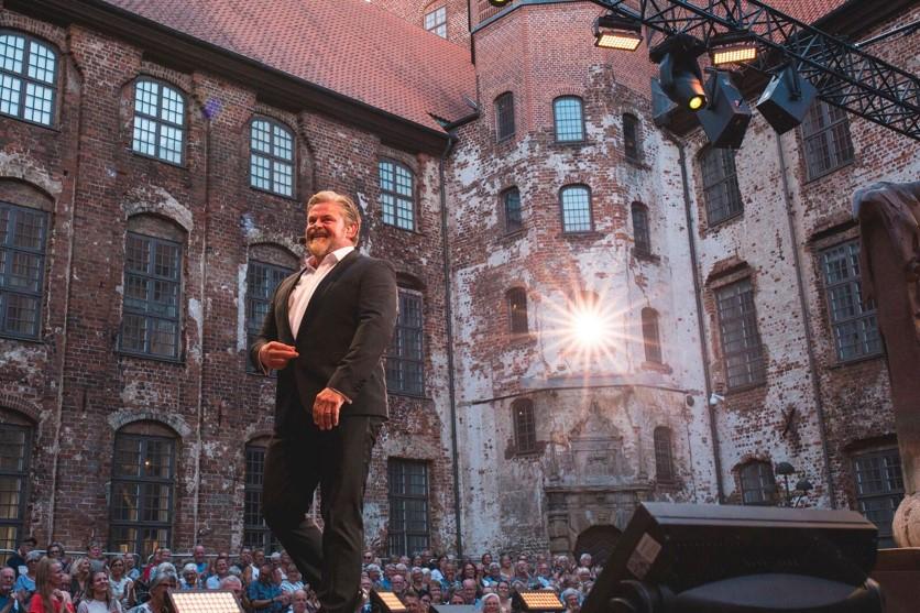 Anmeldelse: Koldinghus live, Koldinghus (Dronning Dorothea Teatret)