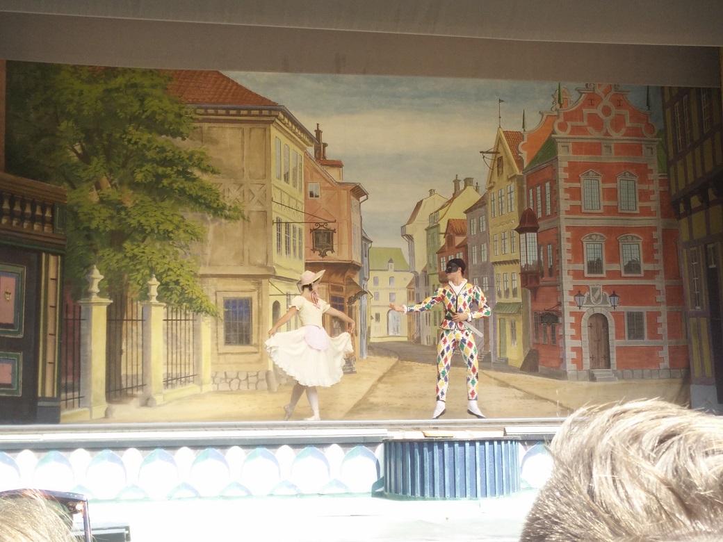 Anmeldelse: Pjerrot i Dyrehaven, Tivoli (Tivoli Ballet Teater)
