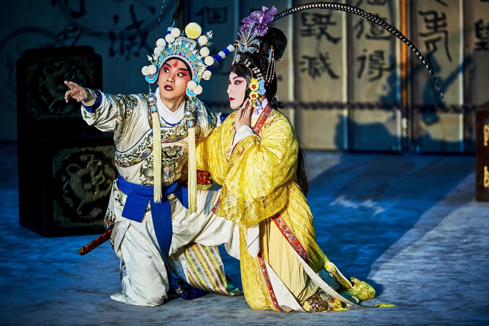 Anmeldelse: Hamlet – The revenge of Prince Zi Dan, HamletScenen, Kronborg (Shanghai Peking Opera Company)