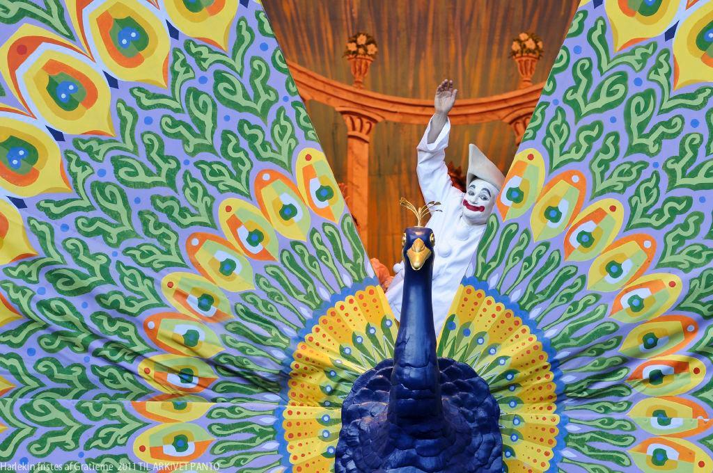 Anmeldelse: Pjerrot vanvittig af kærlighed, Tivoli (Tivoli Ballet Teater)