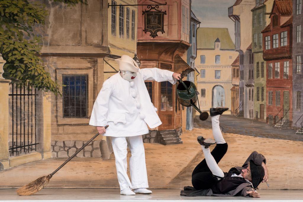 Anmeldelse: Pjerrot som troldmand, Tivoli (Tivoli Ballet Teater)