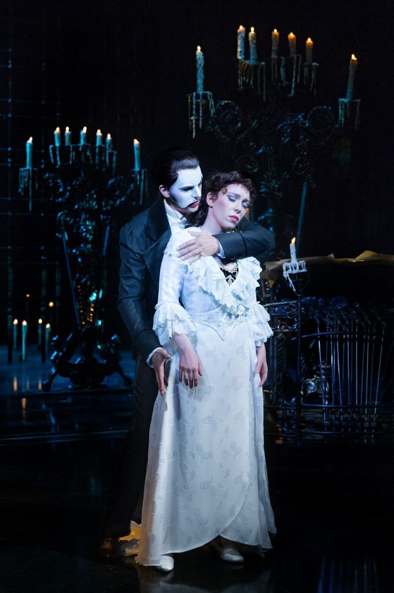 Anmeldelse: The Phantom of the Opera, Det Ny Teater