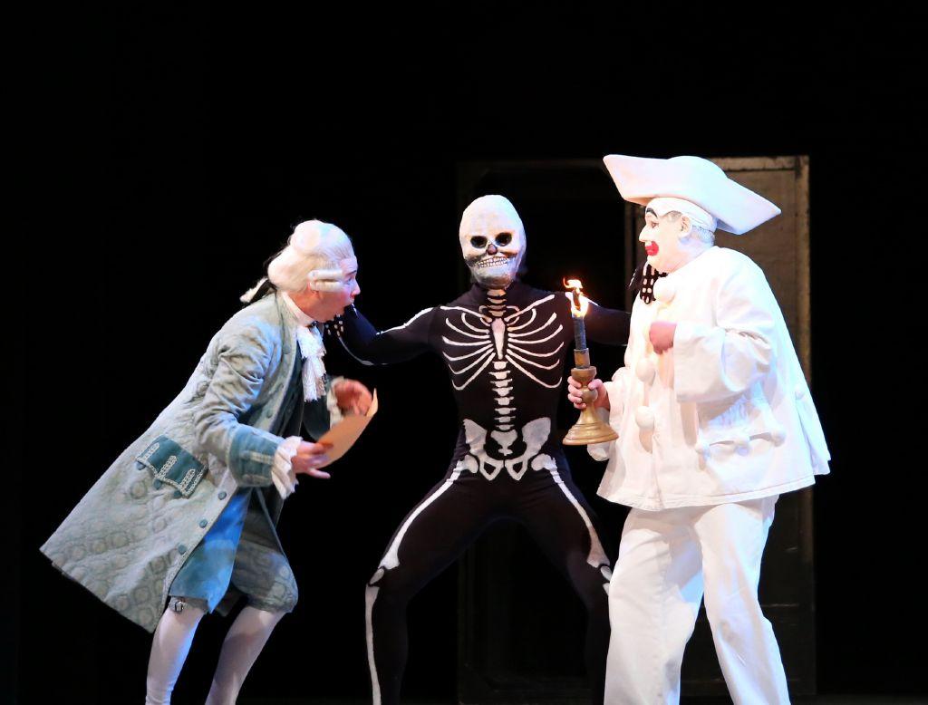 Anmeldelse: Harlekin Skelet, Tivoli (Tivoli Ballet Teater)