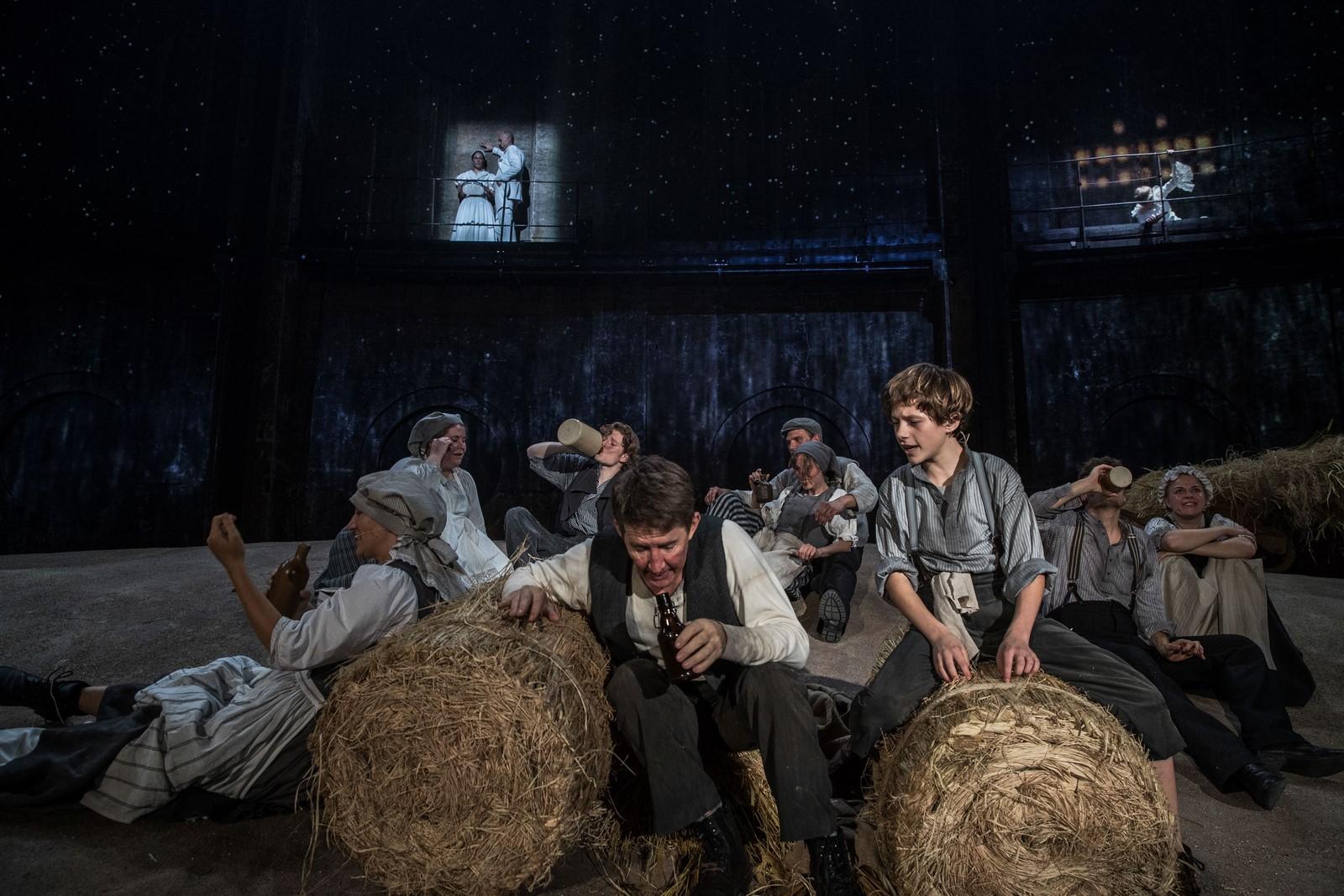 Anmeldelse: Pelle Erobreren, Østerbro Teater, Østre Gasværk Teater