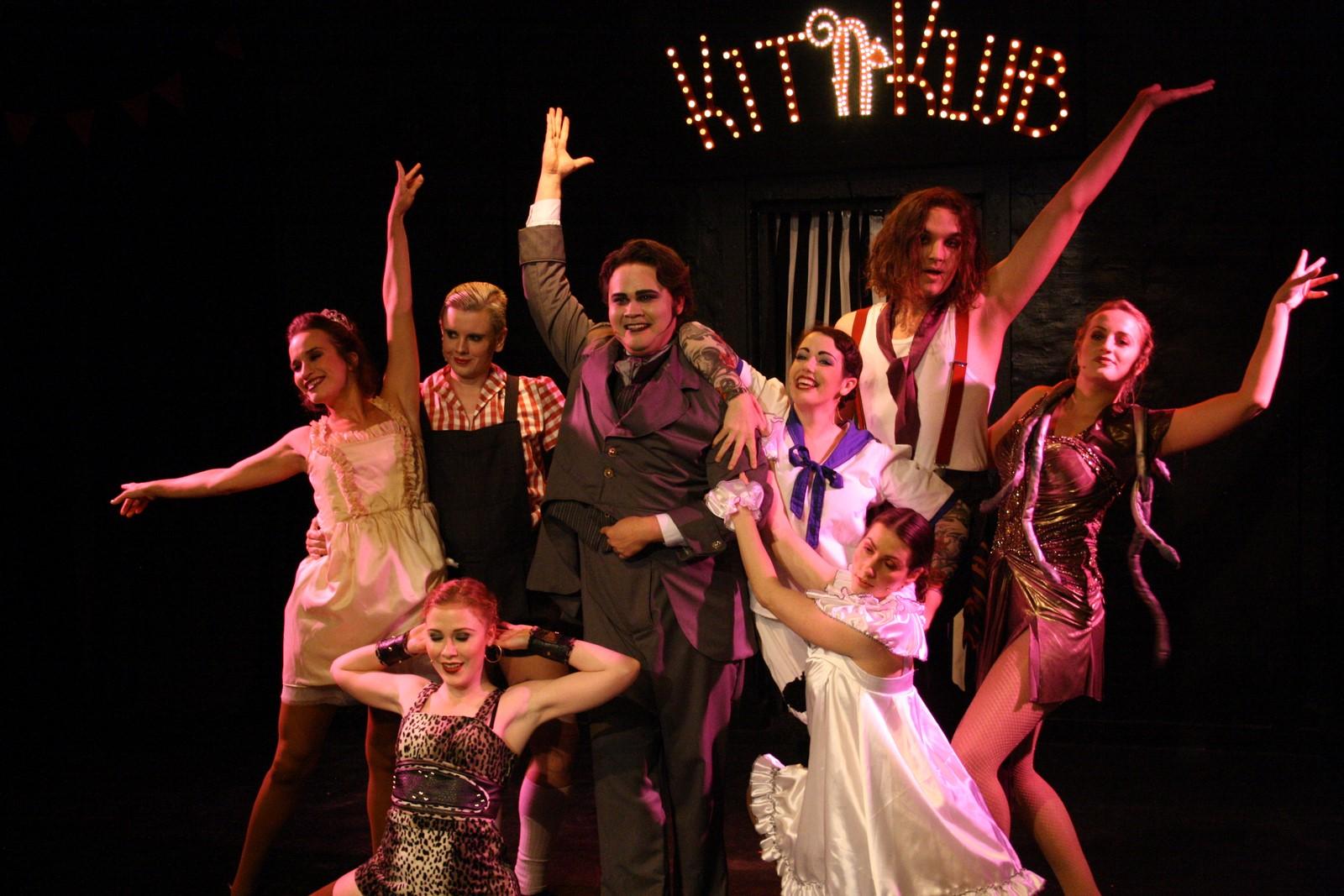 Anmeldelse: Cabaret, Copenhagen Theatre Circle
