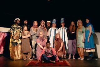 Anmeldelse: Hodja fra Pjort, Dronning Dorothea Teatret