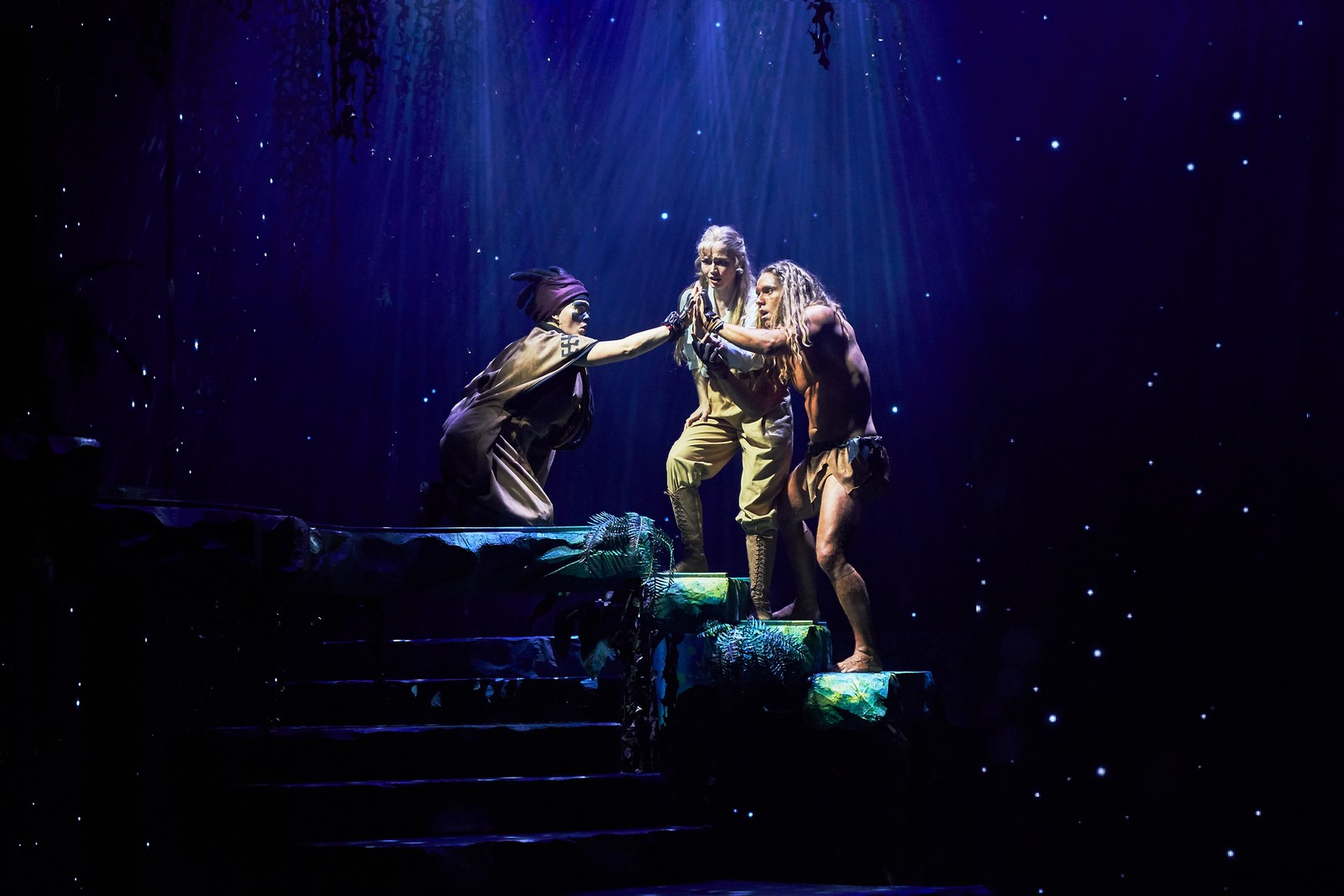 Anmeldelse: Tarzan, Fredericia Teater