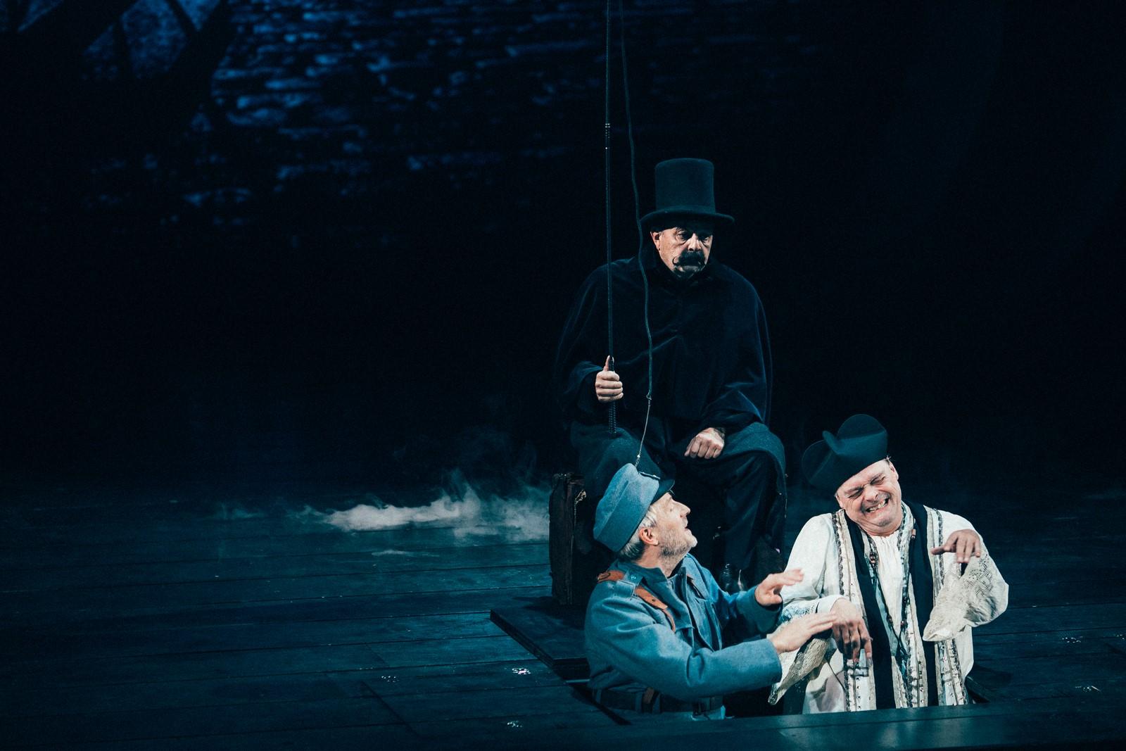 Anmeldelse: Svejk, Nørrebro Teater