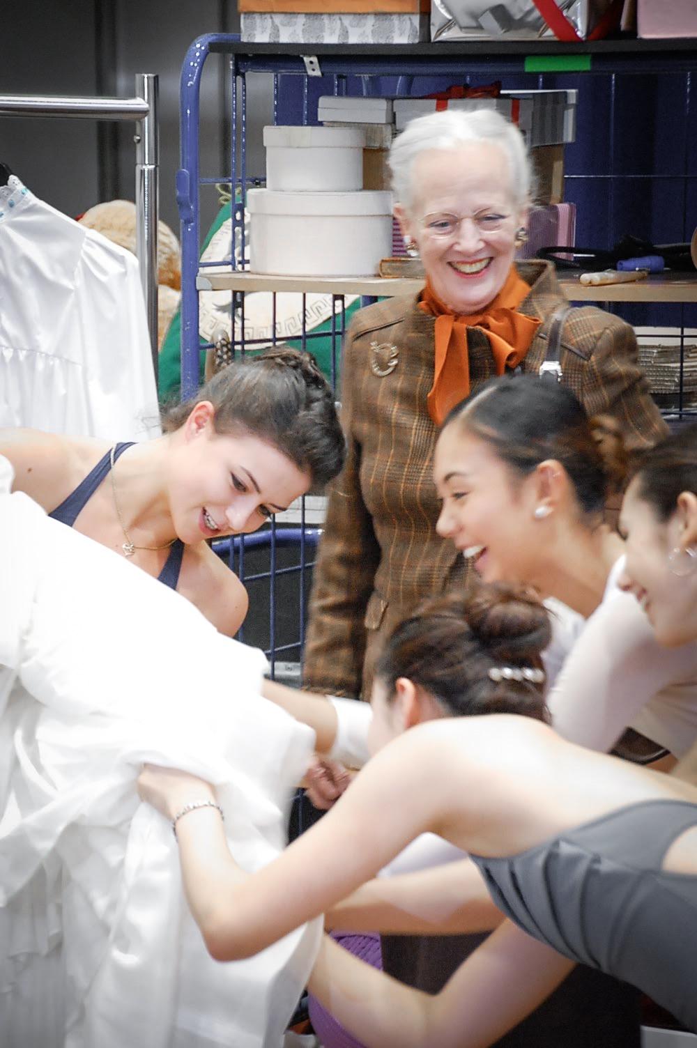Teaterblik: Pressemøde om Nøddeknækkeren i Tivoli