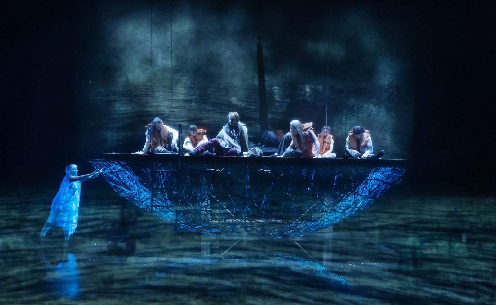 Anmeldelse: Kongens fald, Det Kongelige Teater (co-produktion med Aarhus Teater)