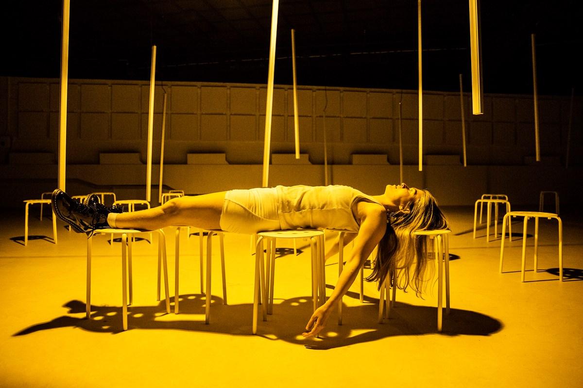 Anmeldelse: 4:48 PSYCHOSIS, Aarhus Teater