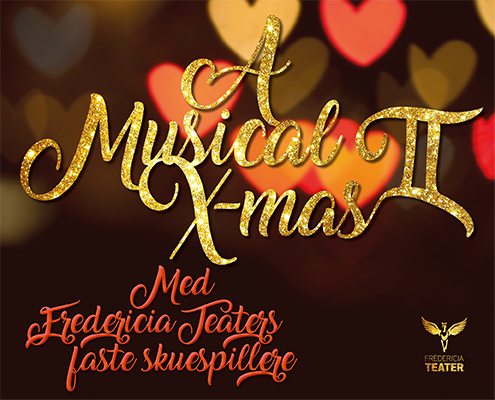 Anmeldelse: A Musical X-Mas ll, Fredericia Teater