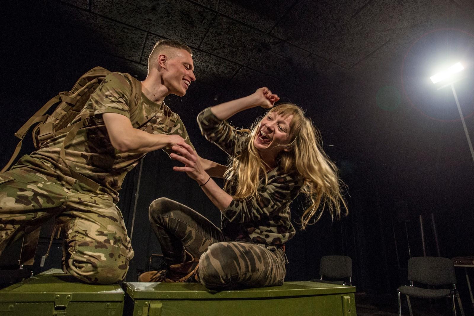 Anmeldelse: Soldaten, Teatret Fair Play