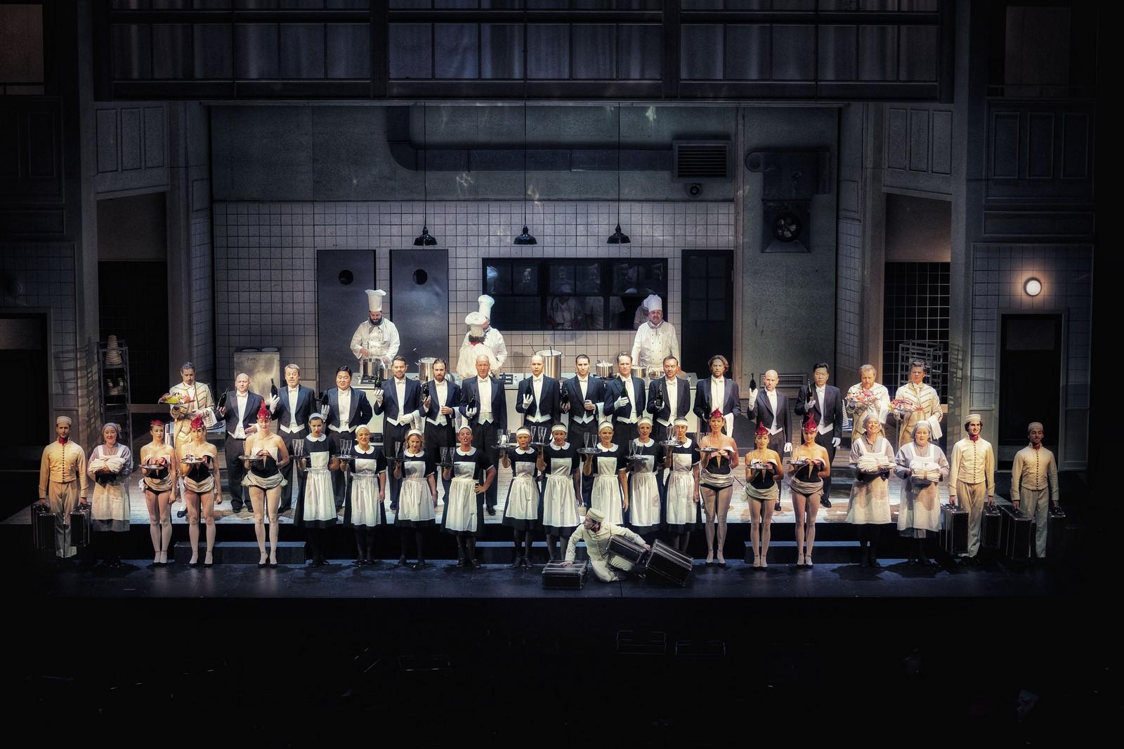 Anmeldelse: Flagermusen, Det Kongelige Teater