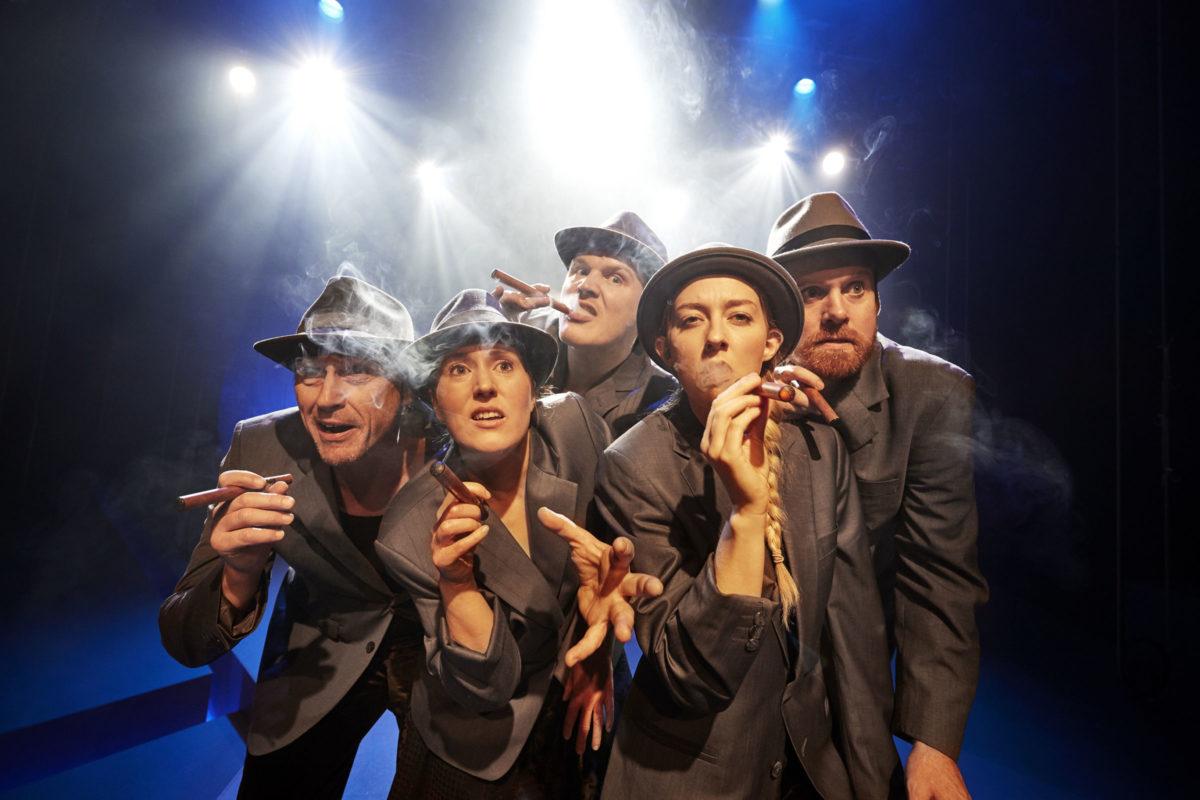Anmeldelse: MOMO eller Kampen om tiden, Team Teatret