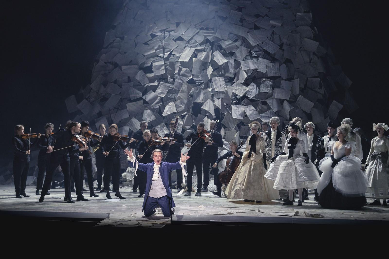 Anmeldelse: Amadeus, Det Kongelige Teater