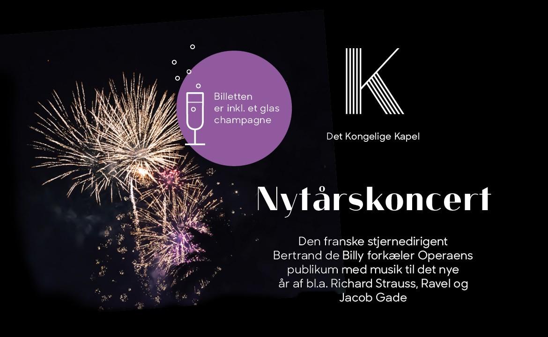 Teaterblik: Anbefaling, Nytårskoncert, Det Kongelige Teater