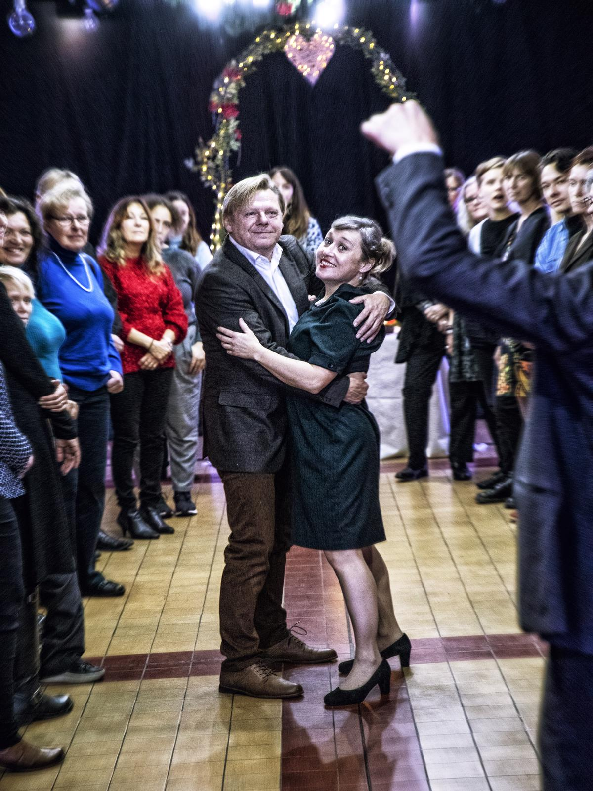Anmeldelse: Dødsdansen 3.0, Teater Insite, Teater TVAZZ og Teatergrad