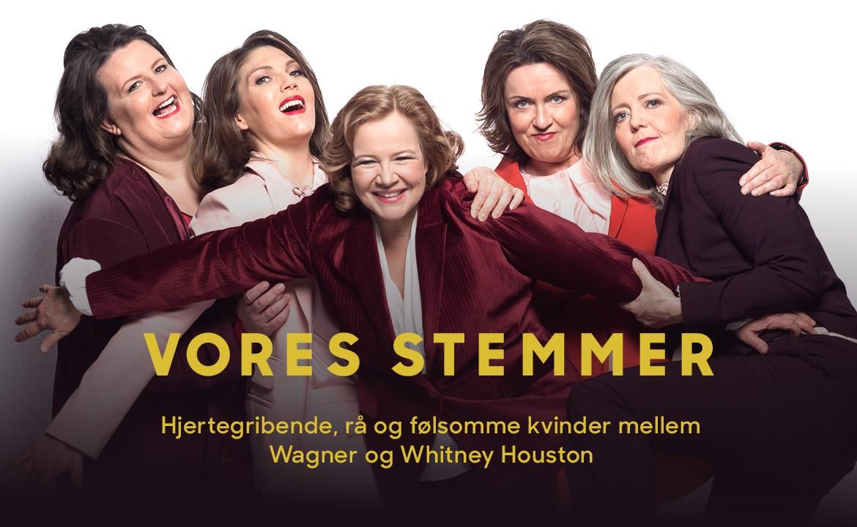 Anmeldelse: Vores stemmer, Det Kongelige Teater