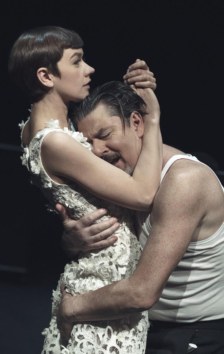 Anmeldelse (re-anmeldelse): Frøken Julie, Det Kongelige Teater