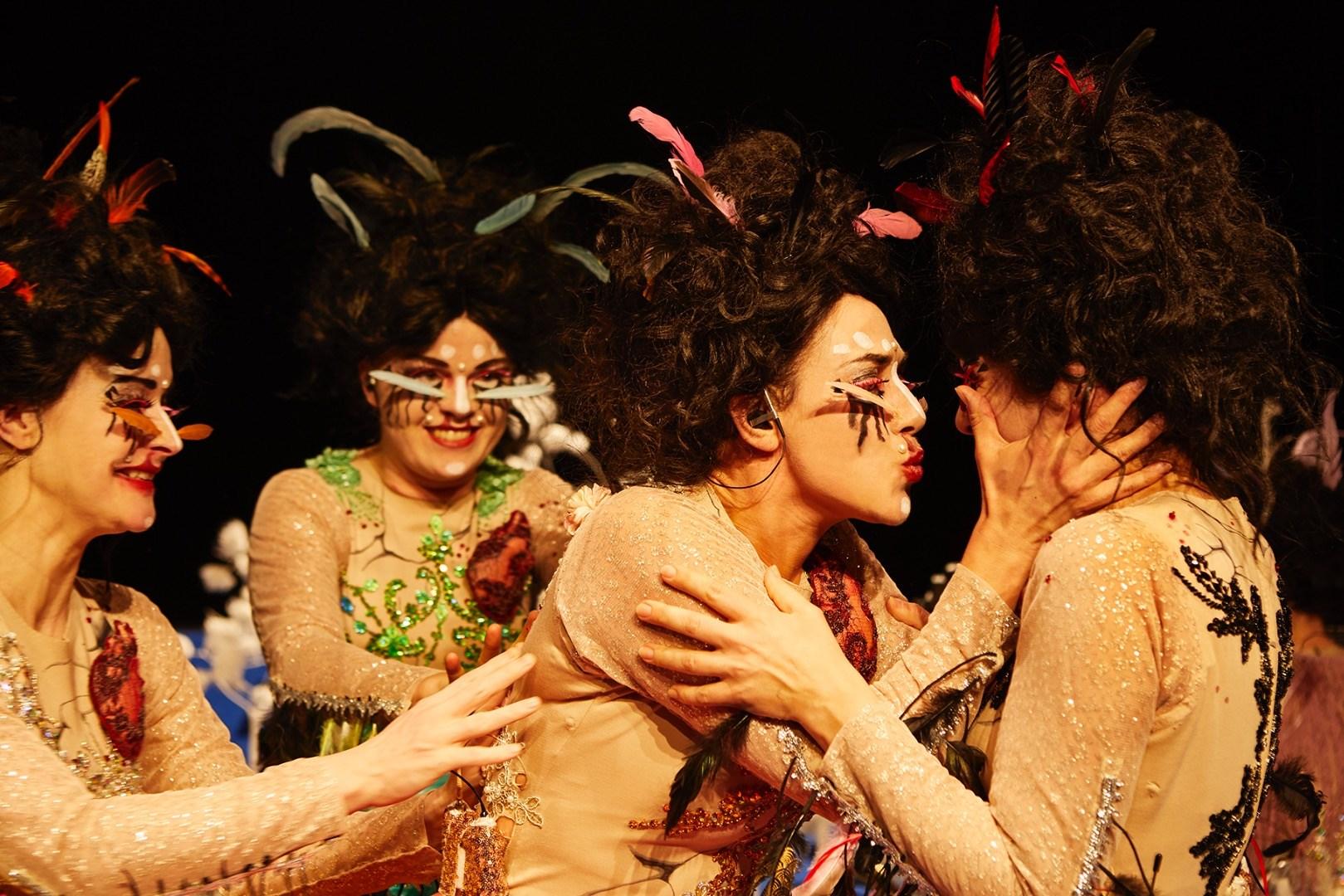 Anmeldelse: I et forhold, Betty Nansen Teatret (Sort Samvittighed)