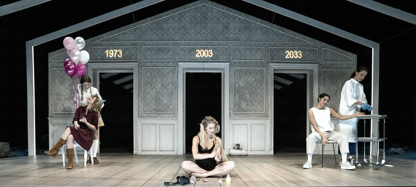 Anmeldelse: Selvmordets Anatomi, Teater Republique