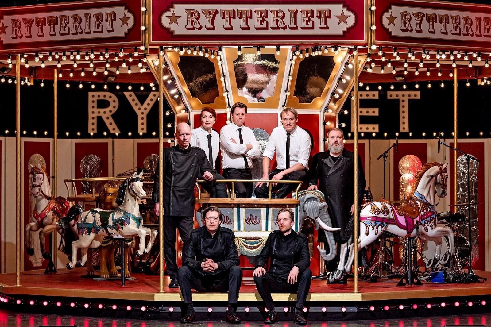 Anmeldelse: Rytteriet – live i Tivoli
