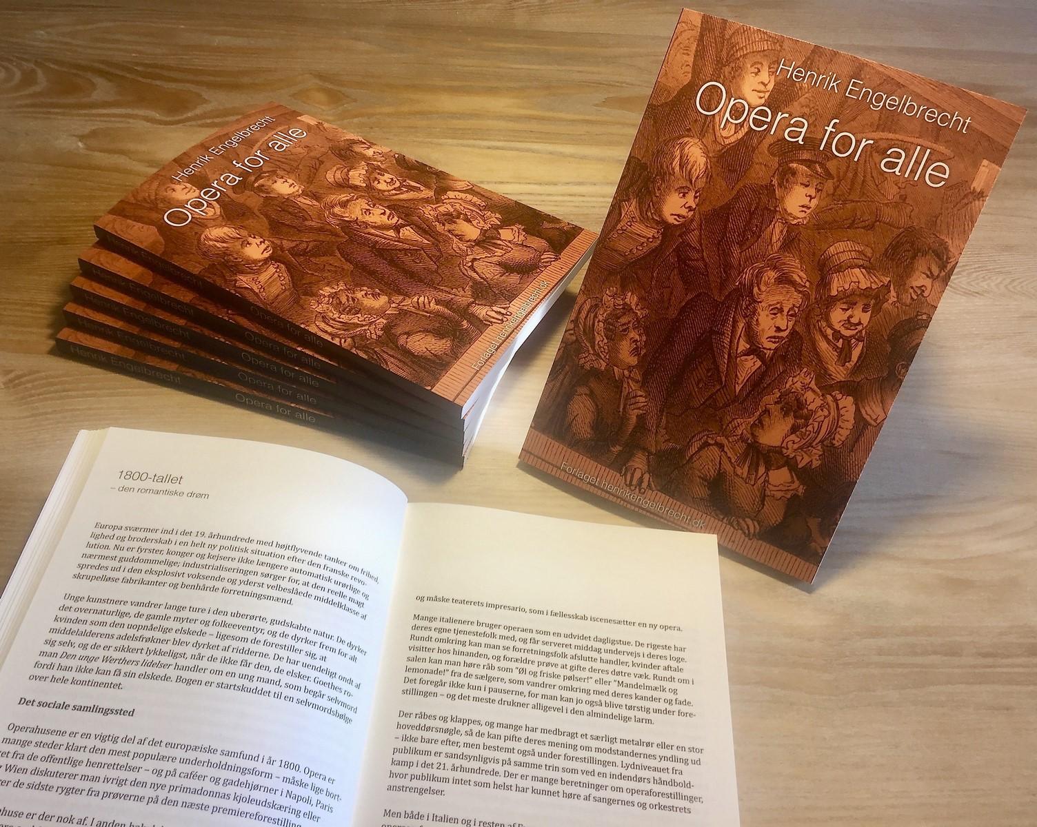 Anmeldelse (bog): Henrik Engelbrecht: Opera for alle