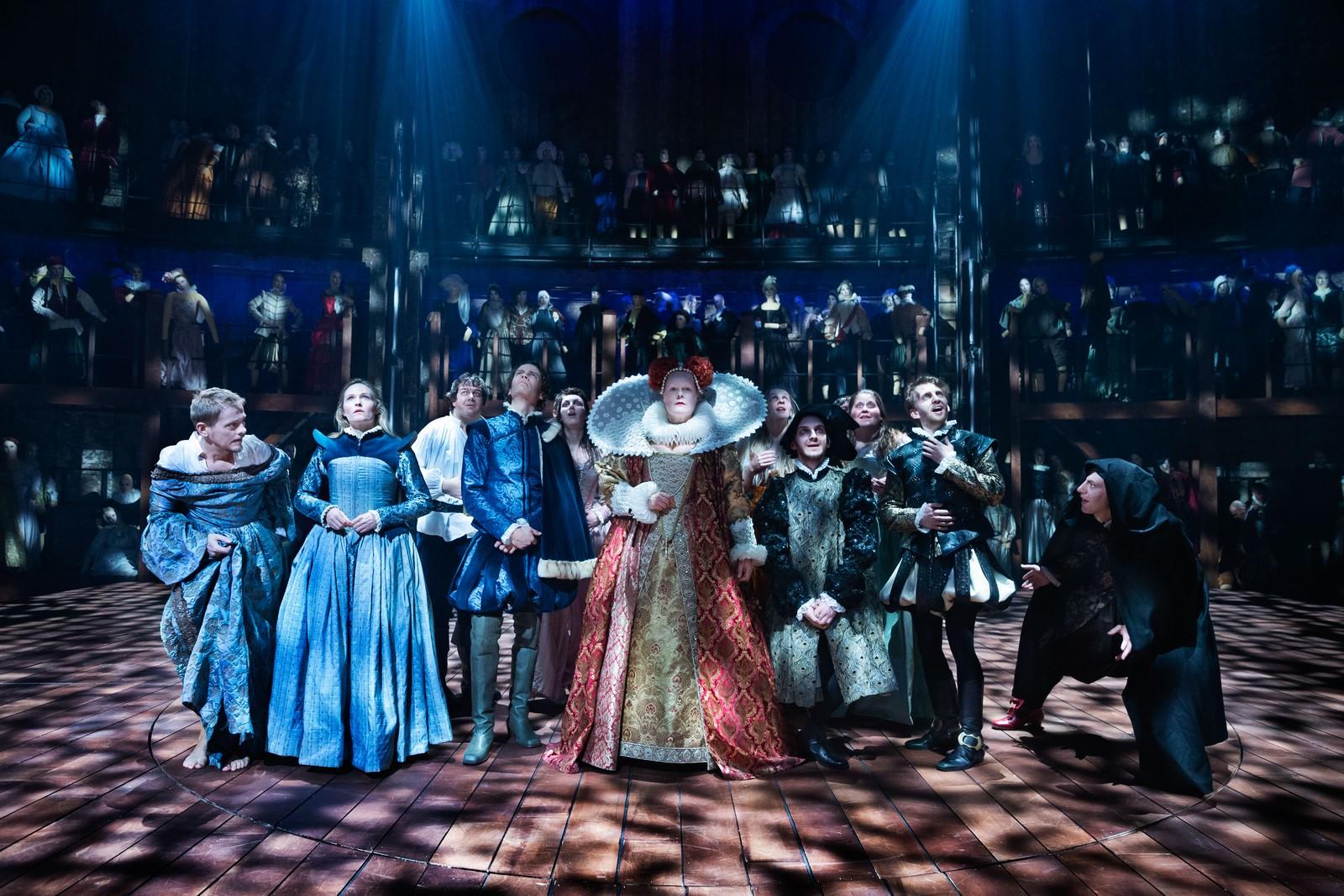 Anmeldelse: Shakespeare in Love, Østre Gasværk Teater