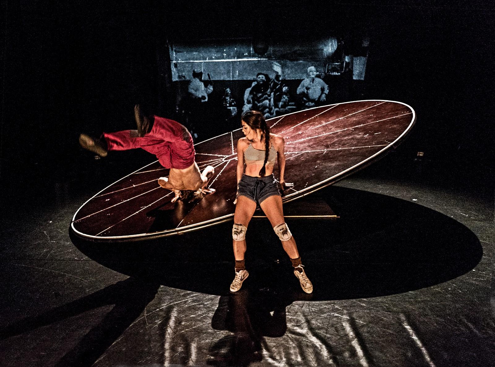 Anmeldelse: Human in balance, Teater V (Don Gnu og Bora Bora)