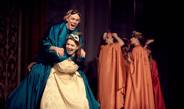 Anmeldelse: En nat i Venedig, Hofteatret (Operettekompagniet Polyhymnia)
