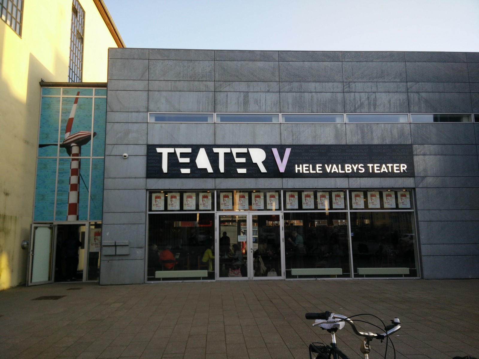 Spotlight: Pelle Koppel og Teater V