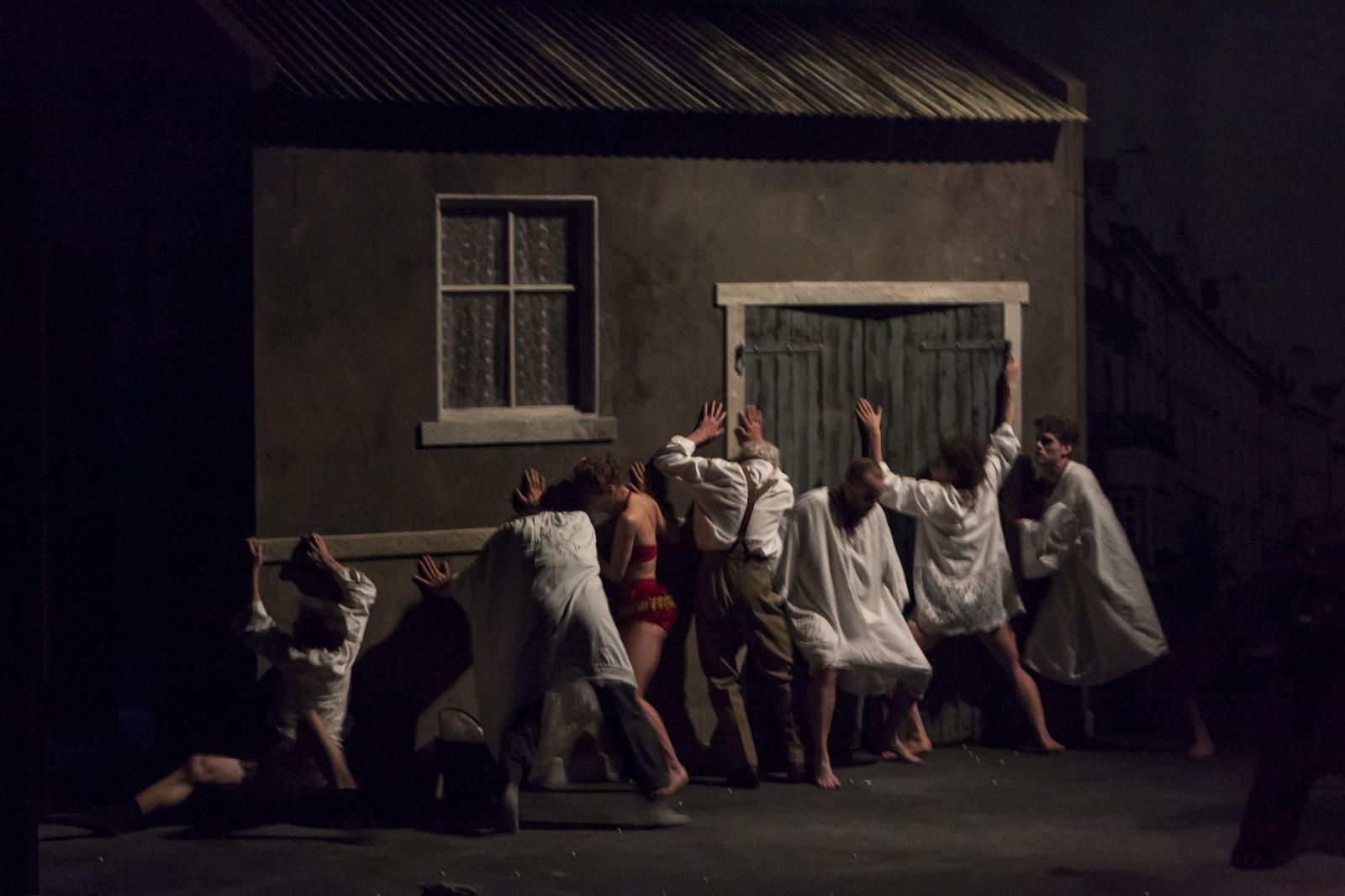Anmeldelse: The Society of Lost Souls, Det Kongelige Teater