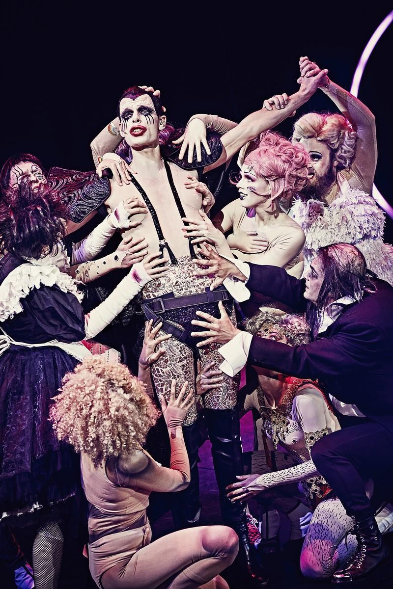 Anmeldelse: The Rocky Horror Show, Aarhus Teater (s.m. Odense Teater)