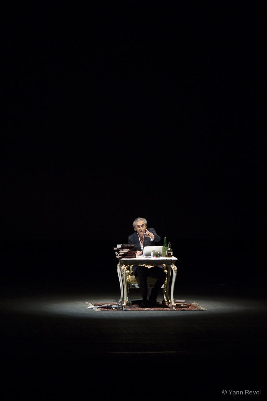 Teaterblik: Looking for Europe, Det Kongelige Teater (i samarbejde med La Régle du Jeu, Quartier Libre og Det Franske Institut i Køben-havn)
