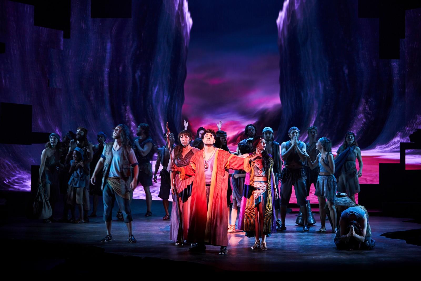 Anmeldelse (re-anmeldelse): Prinsen af Egypten, Det Kongelige Teater (Fredericia Teater)