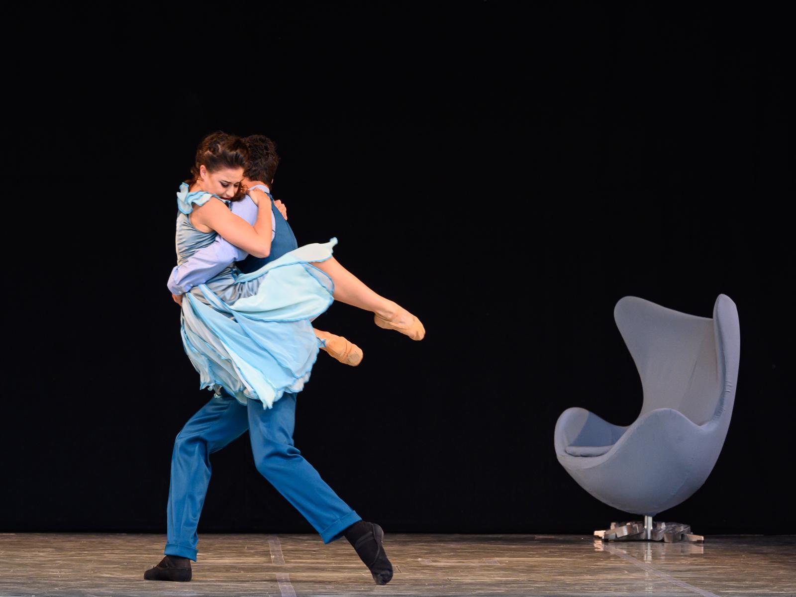 Anmeldelse: Et glimt af i går i dag, Tivoli (Tivoli Ballet Teater)