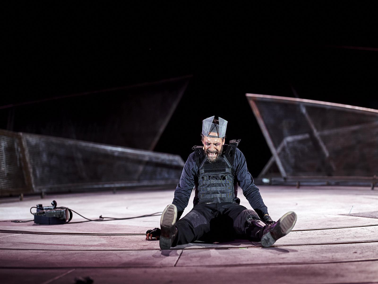 Anmeldelse: Richard III, Kronborg (HamletScenen)