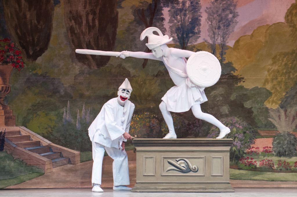 Anmeldelse: Harlekin Mekanisk Statue, Pantomimeteatret (Tivoli Ballet Teater)