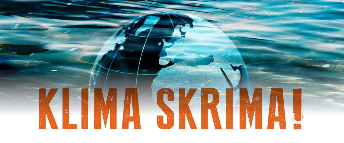 Anmeldelse: Klima Skrima!, Dramafronten